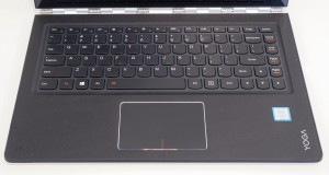 YOGA 900 keyboard and touchpad