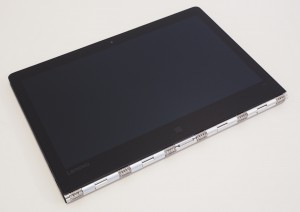 YOGA 900 in tablet mode