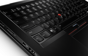 ThinkPad X1 Yoga Lift and Lock keyboard