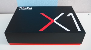 ThinkPad X1 Yoga box