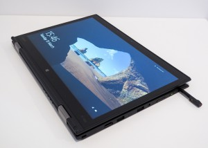 ThinkPad X1 Yoga tablet mode