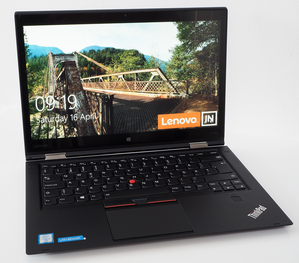 ThinkPad X1 Yoga (1st) tip: Stop the Start menu from popping up