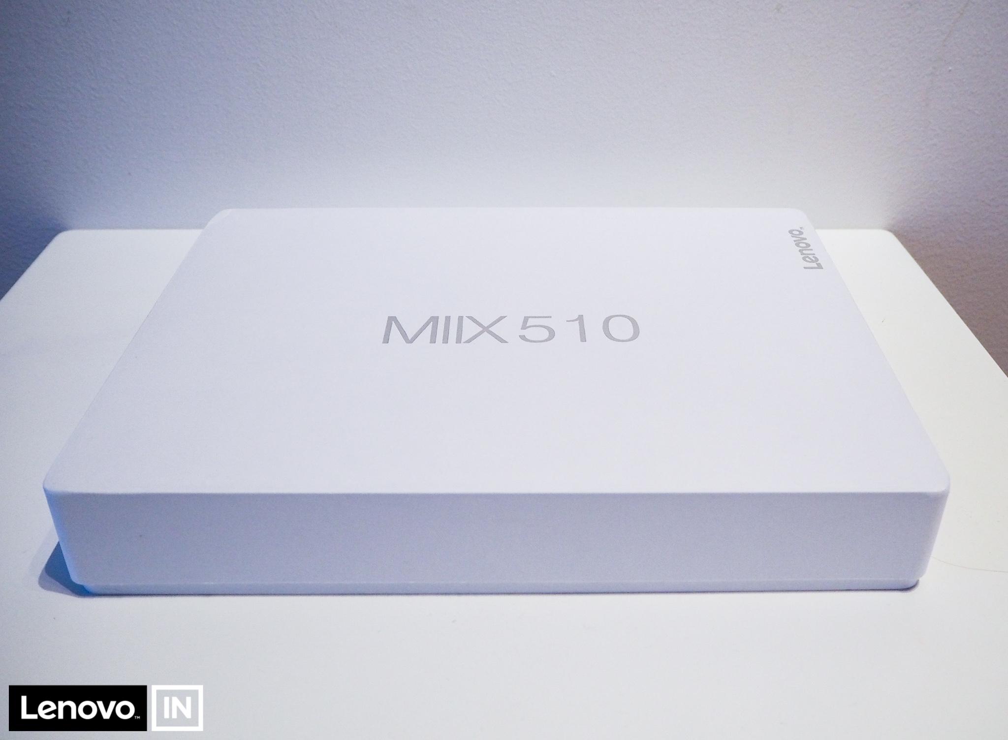 lenovo miix 510 hands on review lenard s corner on the web