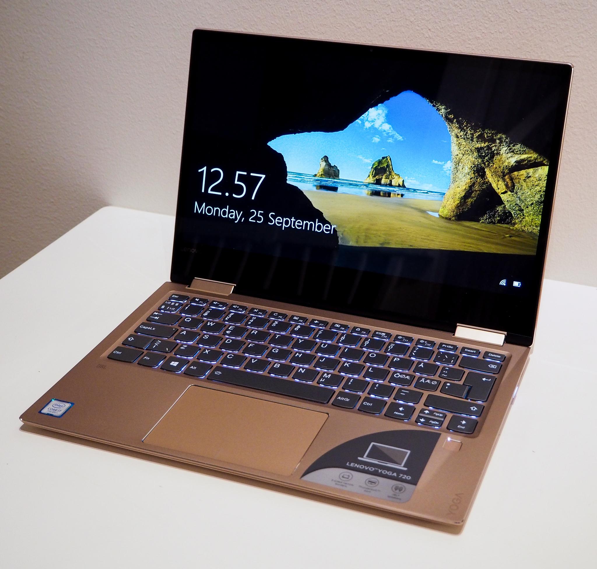 Lenovo Yoga 720 review (13 inch) - LenardGunda com