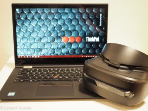 ThinkPad X1 Yoga and Lenovo Explorer