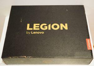 Legion Y520 box
