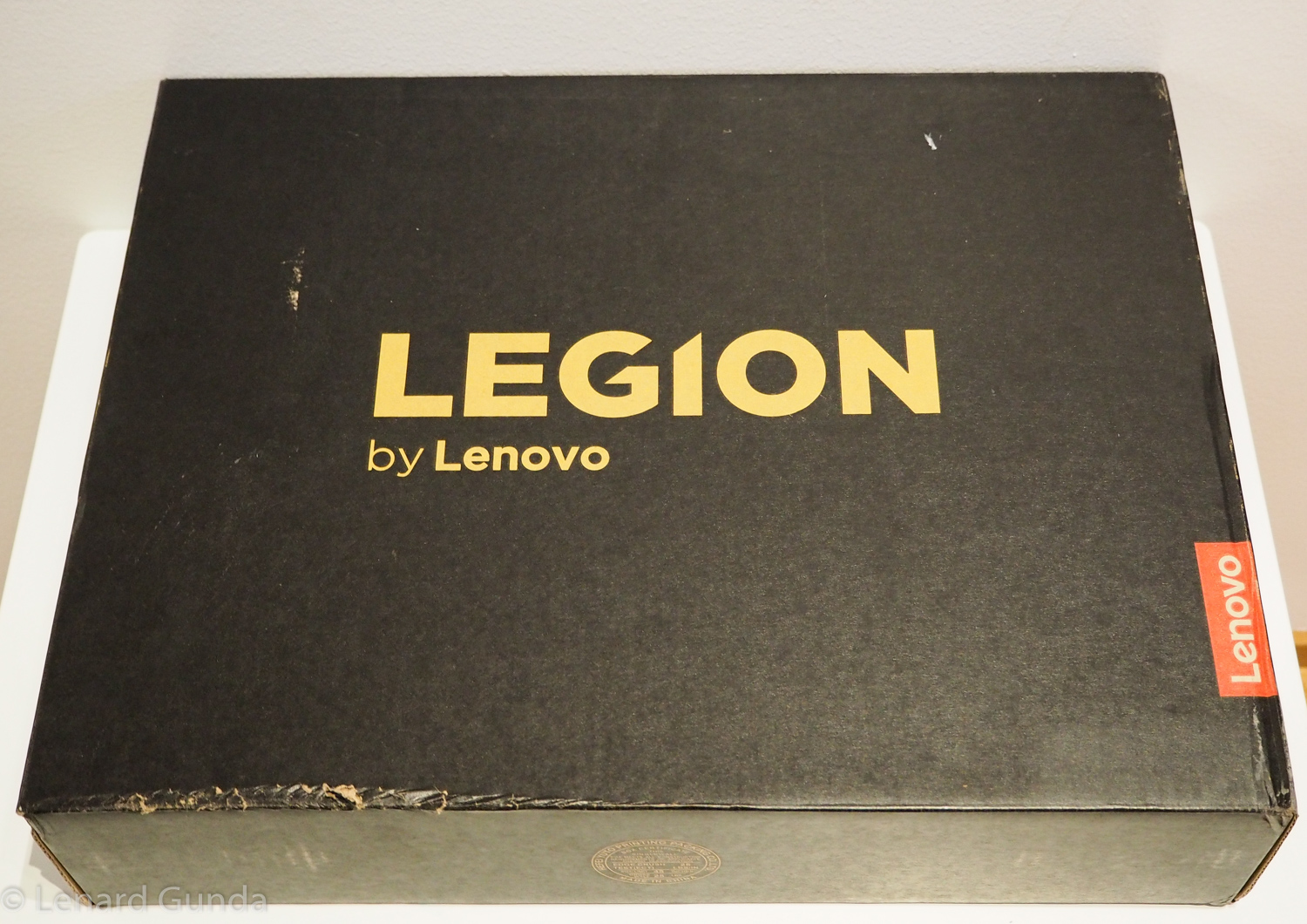 Legion Y520 review - LenardGunda com