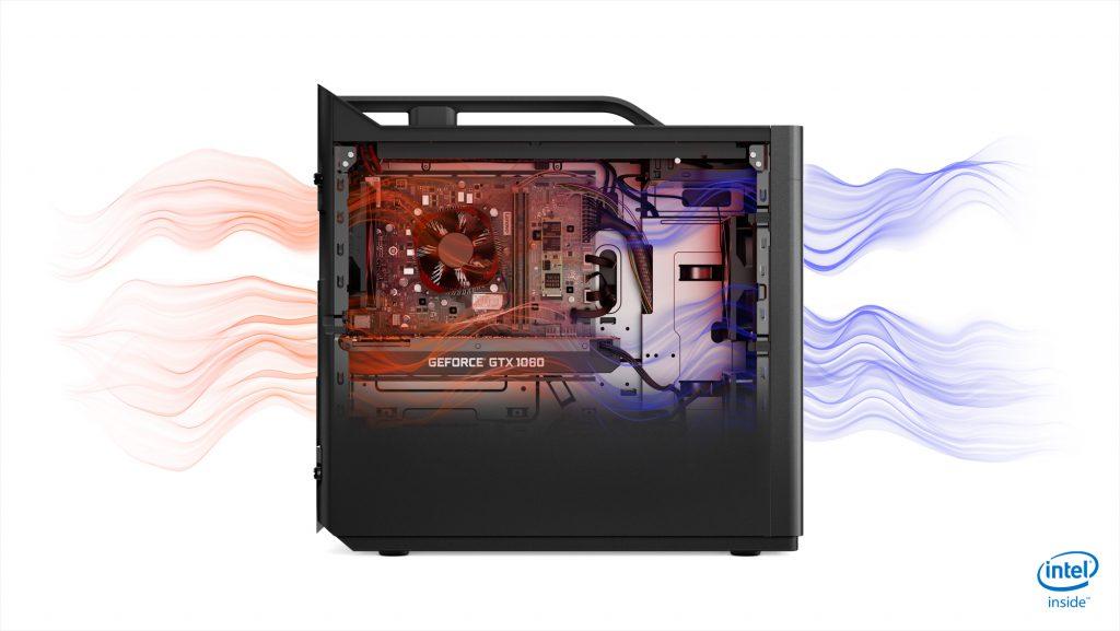 Lenovo Legion T530 - Thermal design