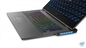 Legion Y730 17inch, keyboard