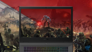 Legion Y730 Laptop 144 Hz display