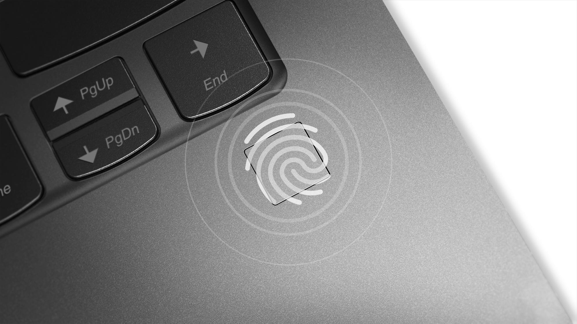 YOGA C930 fingerprint reader - LenardGunda com