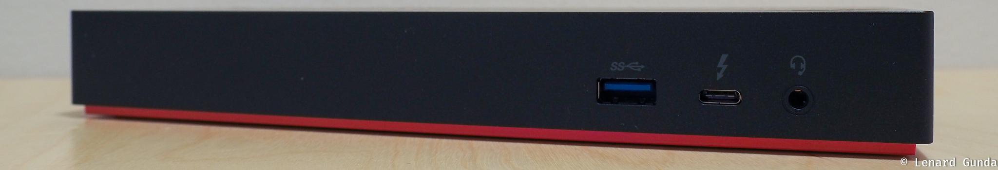ThinkPad Thunderbolt 3 Workstation Dock review - LenardGunda com