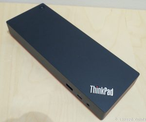 ThinkPad TB3 Workstation Dock