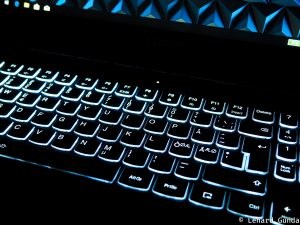 Legion Y530 keyboard backlight