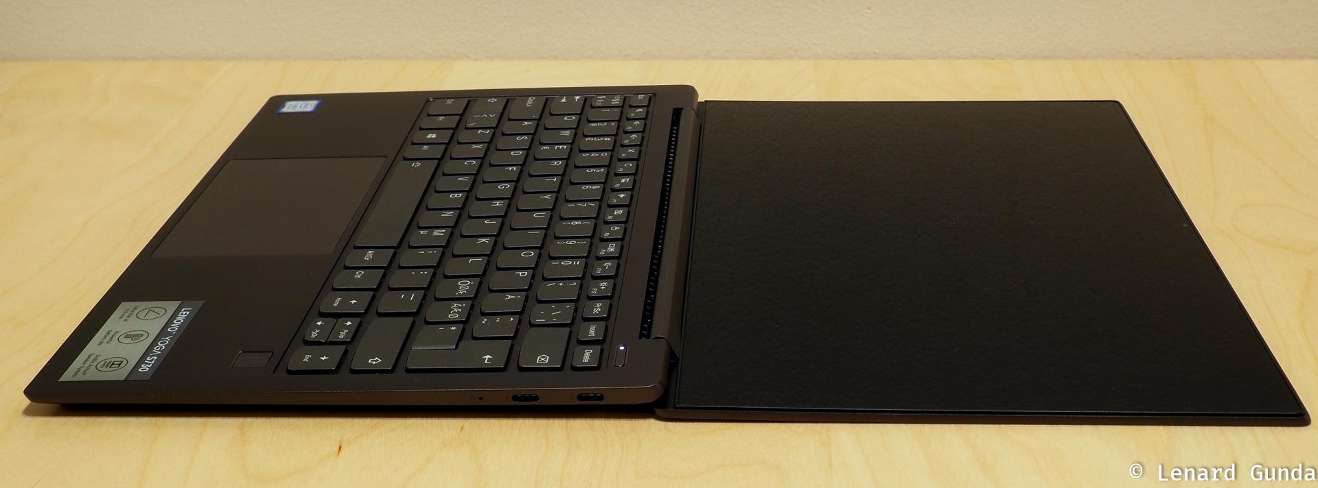 Lenovo Yoga S730 review - LenardGunda com