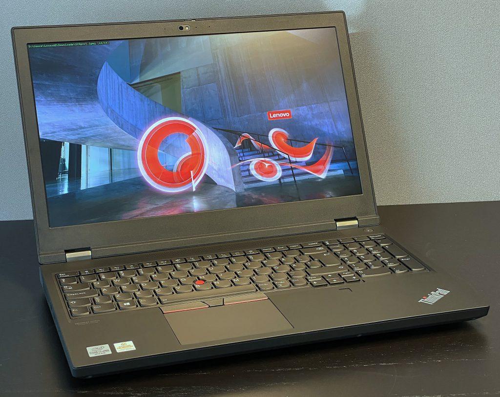 ThinkPad P15 Gen 1